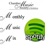 CMSOB Monthly Music Mix on Spotify - February 2014
