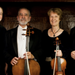 Sunday, December 3 - Wister Quartet with Jeffry Kirschen, horn, and Marcantonio Barone, piano