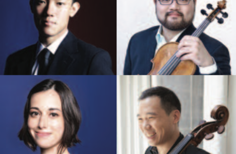 Parker Quartet - Sunday, October 7, 2018