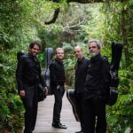 July 12: Brazilian Guitar Quartet