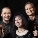 2019-2020 Season Opening Concert: Apollo Trio – September 13, 2019